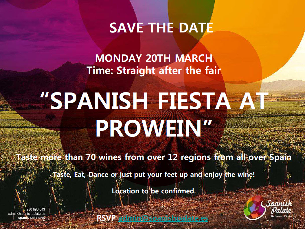 Spanish Night at ProWein